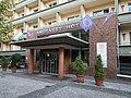 Mamaison Hotel Andrassy Budapest. Entrance.JPG