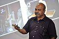 Manash Bagchi - Presentation - Technology for Museums - VMPME Workshop - NCSM - Kolkata 2015-09-08 3172.JPG
