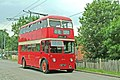 Manchester trolleybus 1344 at Black Country Living Museum - geograph.org.uk - 836186.jpg
