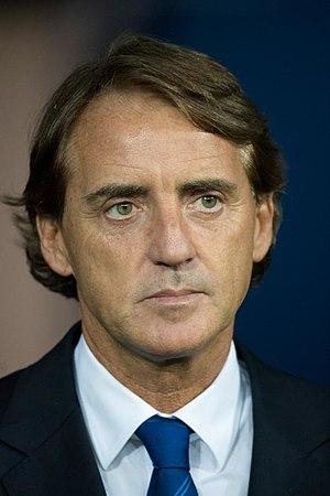 Roberto Mancini - Mancini in 2017