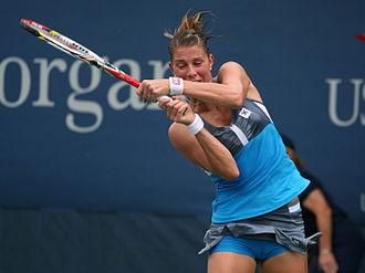 Mandy Minella - Minella at the 2012 US Open