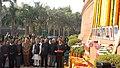 Manmohan Singh, the Speaker, Lok Sabha, Shri Somnath Chatterjee, the Chairperson, UPA, Smt. Sonia Gandhi, the Leader of Opposition in Lok Sabha.jpg
