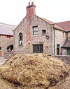 Manure in the Beamish Museum.JPG