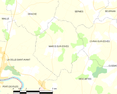 Map commune FR insee code 37145.png