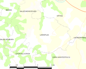 Map commune FR insee code 64312.png