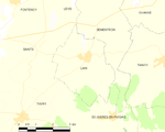 Map commune FR insee code 89215.png