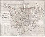 File:Map of Ghent, Chez Tessaro et Cie., 1839..jpg