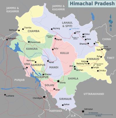 introduction of himachal pradesh