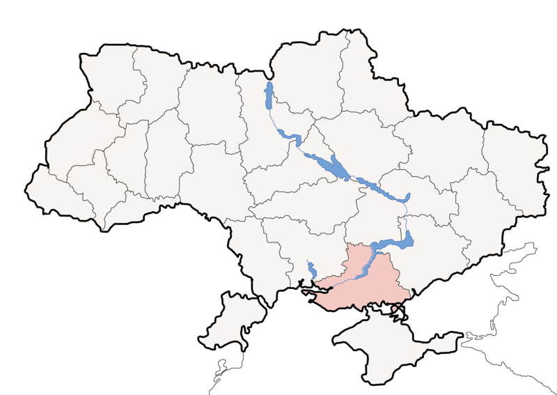 File:Map of Ukraine political simple Oblast Cherson.png
