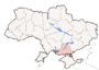 Map of Ukraine political simple Oblast Cherson.png