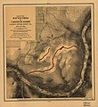 Map of the battle field of Carnifex Ferry, Gauley River, West Va., Sept. 10th 1861. United States forces commanded by Brig. Gen. W. S. Rosecrans LOC 99448908.jpg