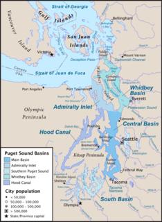 South Puget Sound