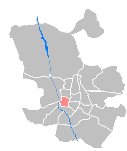 Location of Centro