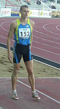Marcin Starzak at Josef Odlozil Memorial in Prague 14June2010 075.jpg