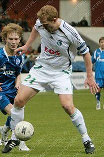 Marek Lemsalu Estonian footballer