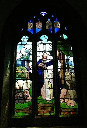 Margaret Chilton - Image: Margaret Chilton Window
