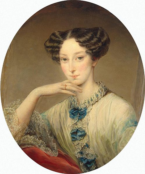 Файл:Maria Alexandrovna of Russia by C.Robertson (c.1850, Hermitage).jpg