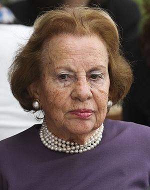 Maria Barroso - Barroso in 2013