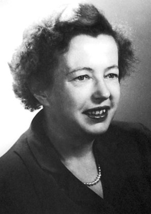 Maria Goeppert-Mayer - Image: Maria Goeppert Mayer