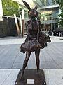 Marilyn Rabbit Girl & Paparazzi Dog Man 01.JPG