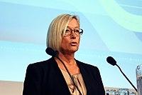 Marit Arnstad, Gardermoen, 2012.jpg