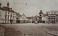Markt, Zottegem (historische prentbriefkaart) 09.jpg