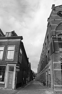 Lijst Van Straten In Leiden Wikipedia