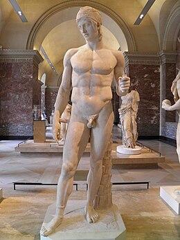 Departement Des Antiquites Grecques Etrusques Et Romaines Du Musee