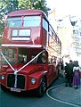 Marshopper Routemaster bus RML2532 (JJD 532D), 4 May 2011.jpg
