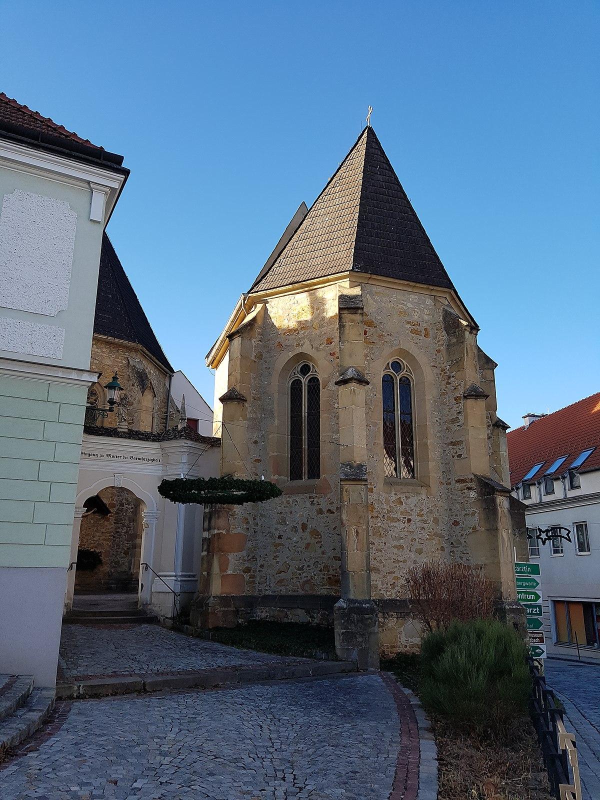 Wallfahrtskirche Maria Anzbach - Wienerwald