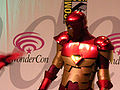 Marvel vs. Capcom 2 skit at WonderCon 2010 Masquerade 5.JPG