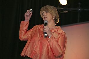 Mary Lou Jepsen - Jepsen in 2009
