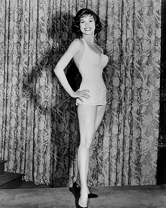 Mary Tyler Moore - Moore in Johnny Staccato, 1960