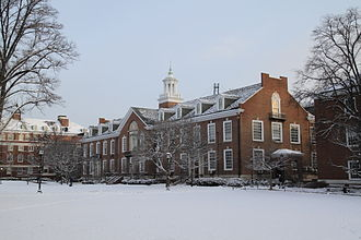 Whiting School of Engineering - Originally known as the Mechanical and Electrical Engineering building, Maryland Hall was renamed in 1931 to recognize the Maryland General Assembly's role in establishing the School of Engineering.
