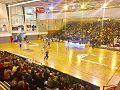 Matche entre Aix Maurienne Basket et Chorale Roanne Basket à la halle Marlioz d'Aix-les-Bains.jpg