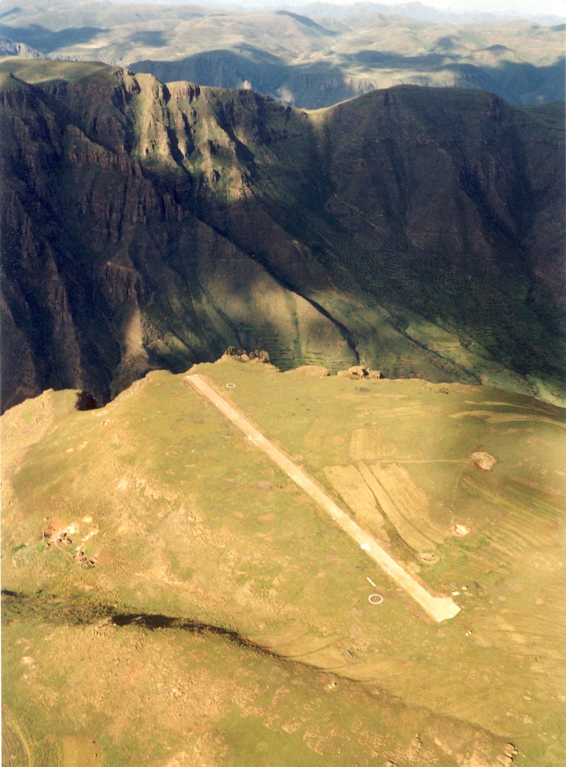 Matekane Air Strip Wikipedia