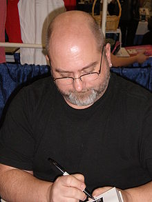 Matt Wagner at WonderCon 2009.JPG