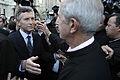 Mauricio Macri asistió a la asunción del nuevo arzobispo de Buenos Aires (8675499388).jpg