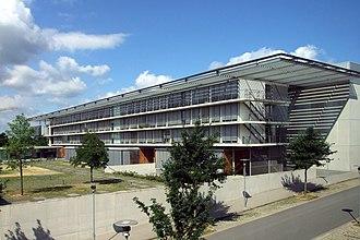 Max Planck Institute of Biophysics - Max Planck Institute for Biophysics