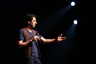 Max Amini American comedian