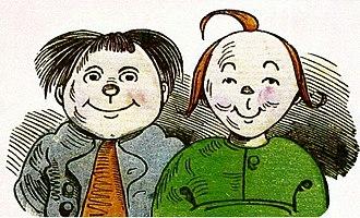 Max and Moritz - Max and Moritz.