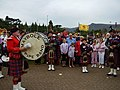Maybole pipe band - geograph.org.uk - 945518.jpg