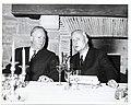 Mayor John F. Collins with Pierre Pflimlin, Mayor of Strasbourg (12173291094).jpg