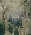 McBryde Tyson House from the air, taken in 2009.jpg