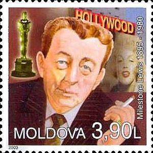 Lewis Milestone - 2003 stamp
