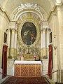 Mdina St Agatha chapel inside.JPG