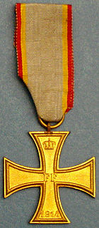 Military Merit Cross (Mecklenburg-Schwerin)