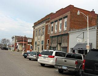 Mediapolis, Iowa City in Iowa, United States