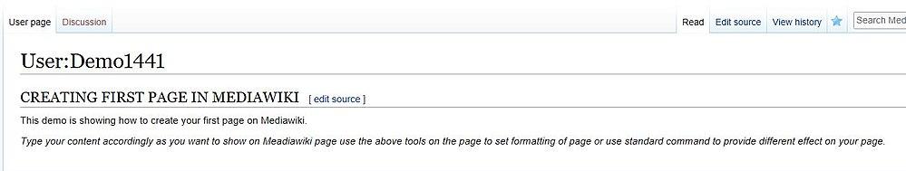 Mediawiki first page.jpg