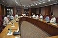 Meeting With Arun Goel And NCSM Dignitaries - NCSM Headquarters - Kolkata 2018-09-23 4555.JPG